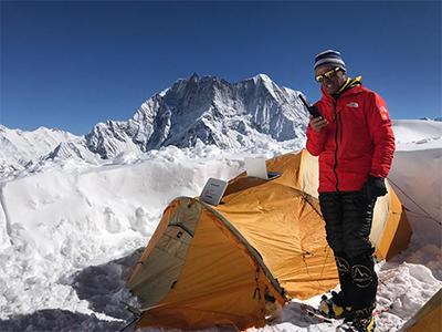 Simone Moro Alpinista